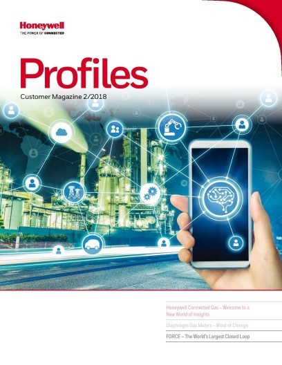 New publication of Profiles magazine 2/2018